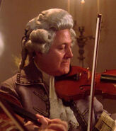 String quartet musician 1
