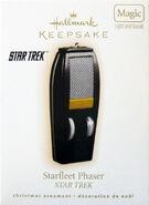 2009 Hallmark Starfleet Phaser