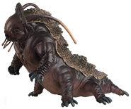 Eaglemoss Tardigrade figurine