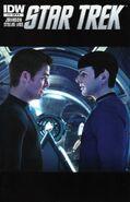 Star Trek Ongoing, issue 16 RI cover B