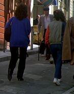 Street passersby 1986 2