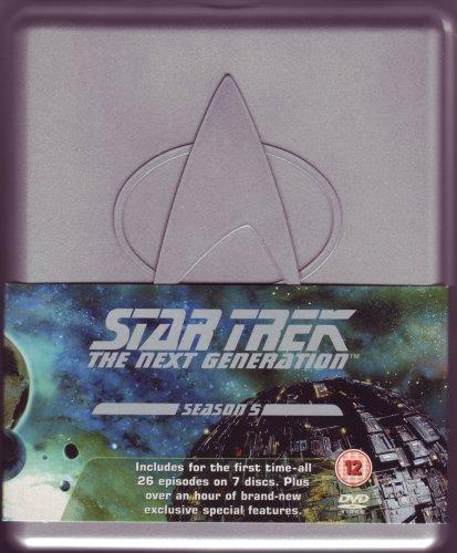 TNG DVD-Box Staffel 5