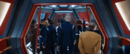 USS Enterprise corridor