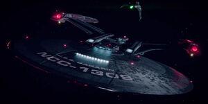 USS Gagarin