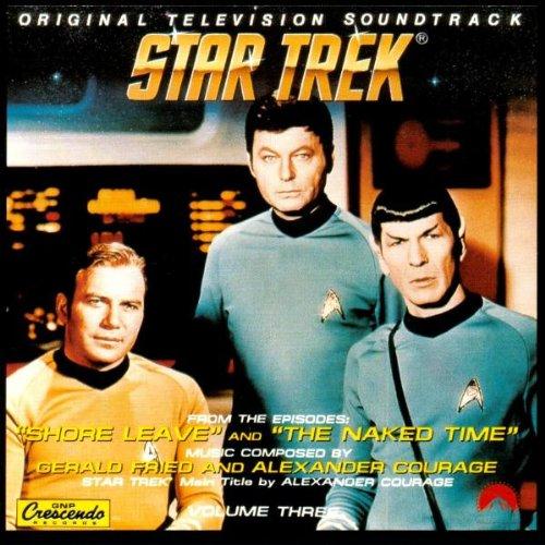 Star Trek: Original Television Soundtrack – Volume Three