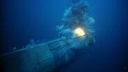 German U-Boat