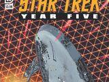 Star Trek: Year Five, Issue 23