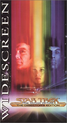 Star Trek: The Motion Picture - The Director's Edition (VHS)