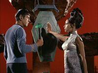 Uroczystość ślubna na Vulcanie