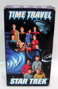 Star Trek - Time Travel Collection