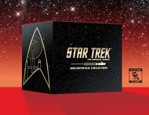 Star Trek: The Original Series Soundtrack Collection