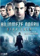 Star trek into darkness, DVD, turc