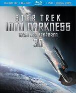 Star trek vers les ténèbres, blu-ray 3D 2013