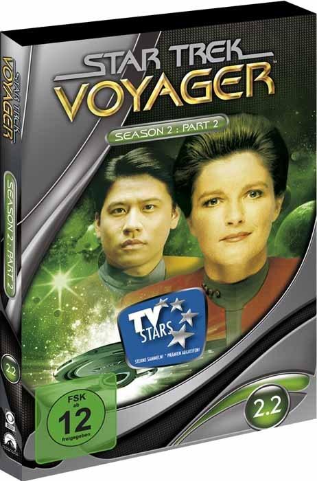 VOY DVD-Box Staffel 2.2