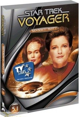 VOY DVD-Box Staffel 5.1