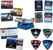 Star Trek Panic game elements