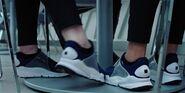 Starfleet sports footwear, 2256