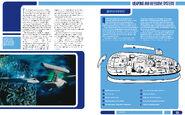 USS Enterprise Owners Workshop Manual pp. 154-155 spread