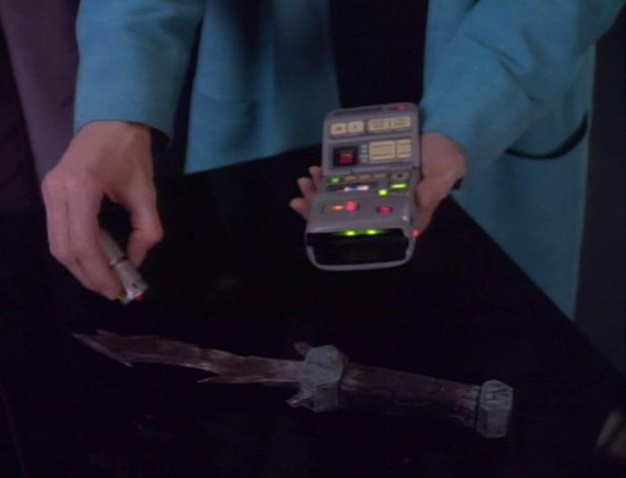 Messer von Kirom