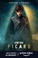 Star Trek Picard Season 1 Narek poster