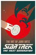 The Art of Juan Ortiz Next Generation cover