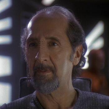 Richard Libertini as Akorem Laan