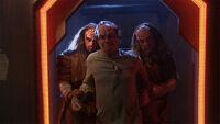 Phlox is captured by Klingons