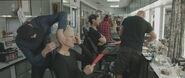 Protesis Romulanas Sala de Maquillaje The Ready Room 2x02