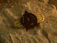 Starfleet combadge, 2340s