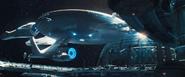 64.USS Enterprise stod i rymdhamnen