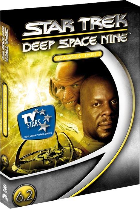 DS9 DVD-Box Staffel 6.2