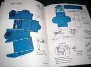 Star Trek Action Toy Book - Tricorder page