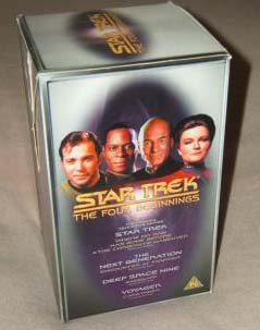 Star Trek - The Four Beginnings