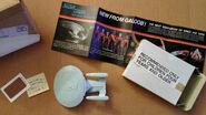 Galoob General Mills USS Enterprise-D toy