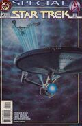 TOS special 2 comic cover