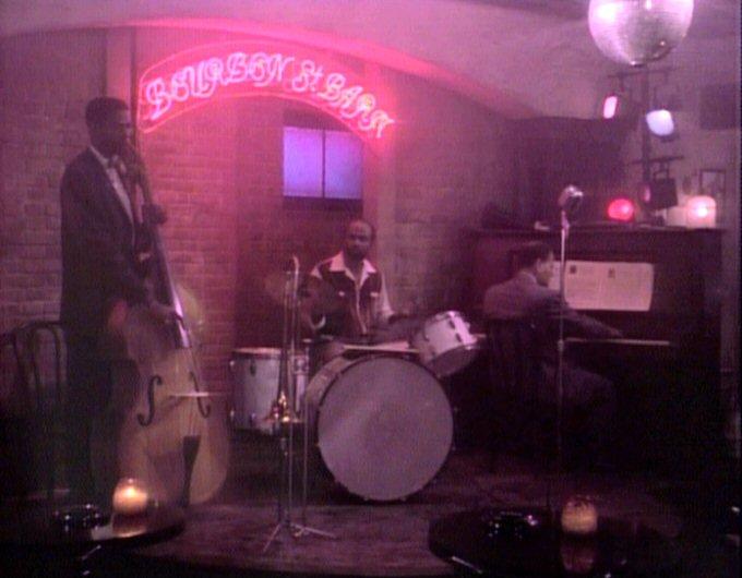 Bourbon Street Bar