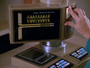 Crusher works on a computer