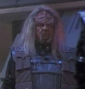 Klingon high council member 5, 2367