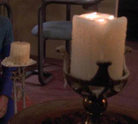 Kor'tova candle