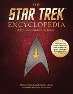 Star Trek Encyclopedia, 4th edition solicitation cover