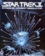 Star Trek II Starship Combat Simulator
