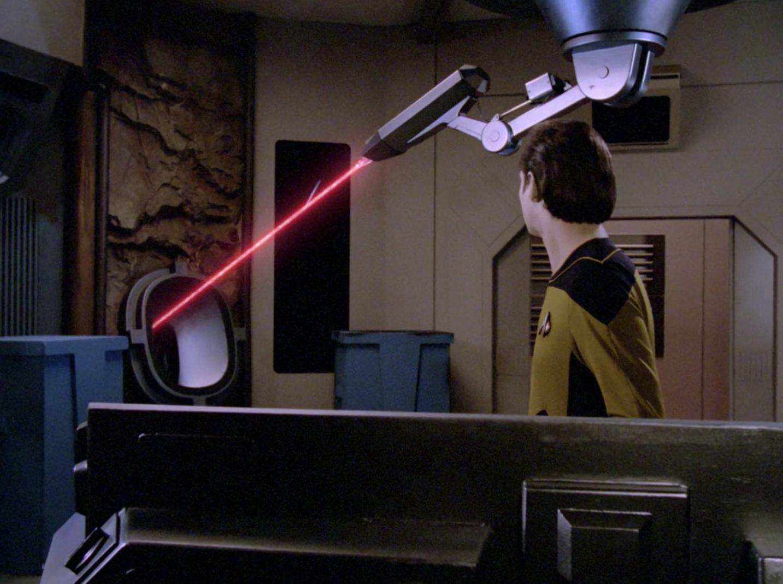 Laserbohrer