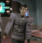 Frozen Romulan 7, 2369