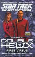 The First Virtue cover, Tuvok version