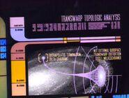 Transwarpkanal schematisch