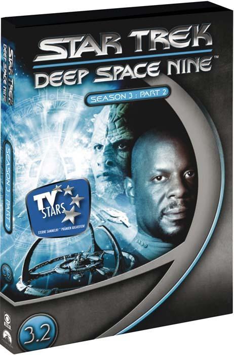 DS9 DVD-Box Staffel 3.2