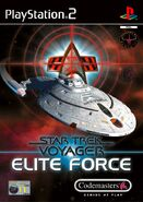 Elite Force PS2 UK cover
