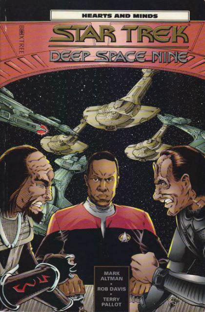 Star Trek: Deep Space Nine - Hearts and Minds (omnibus)