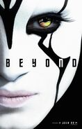 Jaylah Star Trek Beyond Up Close Poster