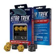 Star Trek Adventures - Operations Division Dice
